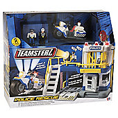 Teamsterz Police Rescue Playset