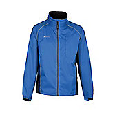 Adrenaline Mens Waterproof Running Jogging Bike Jacket Coat - Blue