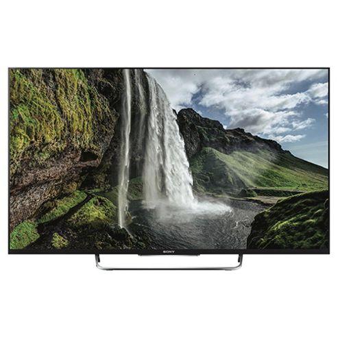 Sony KDL42W829BBU 42 Inch 3D Smart WiFi Built In Full HD 1080p LED TV with Freeview HD