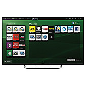 Sony KDL42W829BBU 42 Inch 3D Smart WiFi Built In Full HD 1080p LED TV with Freeview HD