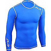Sub Sports Dual Long Sleeve Top - Blue