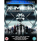 X-Men: The Cerebro Collection (Blu-ray)