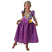 Rubies - Shimmer Rapunzel - Child Costume 7-8 years