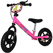 Kiddimoto Junior GT Bike (Neon Pink)