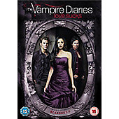 VAMPIRE DIARIES SEASON 1-5 (DVD)
