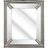 D & J Simons Lyon Mirror - Silver - 116cm H