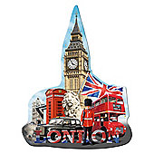 Big Ben - Shaped Silhouette - 1000pc Puzzle