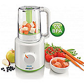 Philips AVENT Combined Steamer Blender SCF870/21