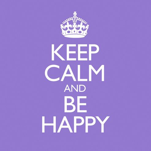 Keep Calm And Be Happy (3CD)