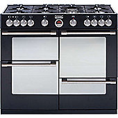 Stoves Sterling R1100GT 110cm Gas Range Cooker - Stainless Steel
