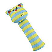 Blossom Farm Whiskers Cat Squeaker Rattle