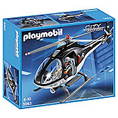 Playmobil 5563 City Action Tactical Unit Helicopter