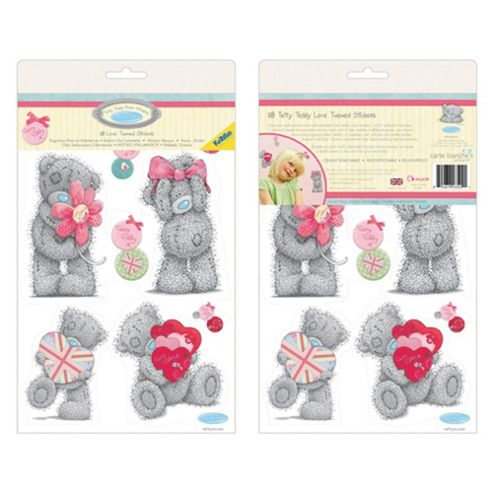Tint Tatty Teddy Love Wall Stickers