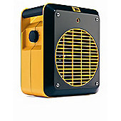 JCB 3 KW Heavy Duty Upright Electric Fan Heater
