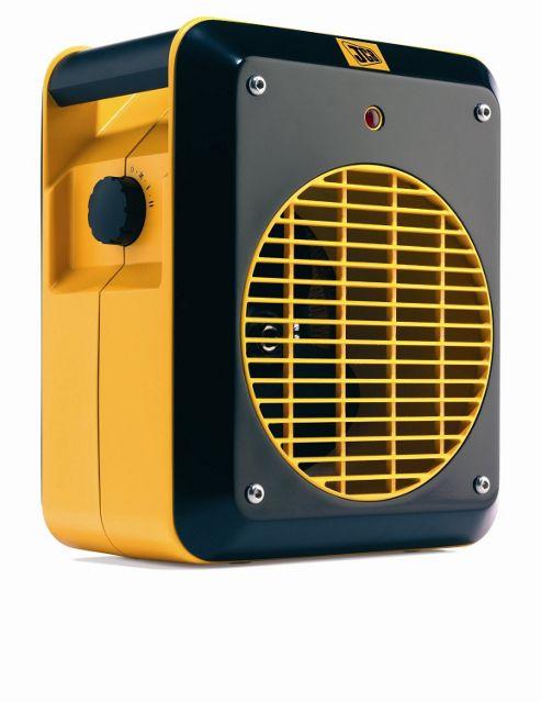 buy jcb 3 kw heavy duty upright electric fan heater from. Black Bedroom Furniture Sets. Home Design Ideas