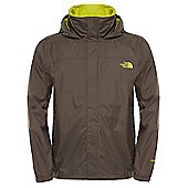 The North Face Mens Resolve Waterproof Jacket - Black