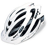 SH+ Speedy Helmet: White L/XL.
