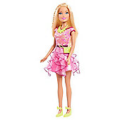 "Just Play Barbie 28"" Doll Blonde"