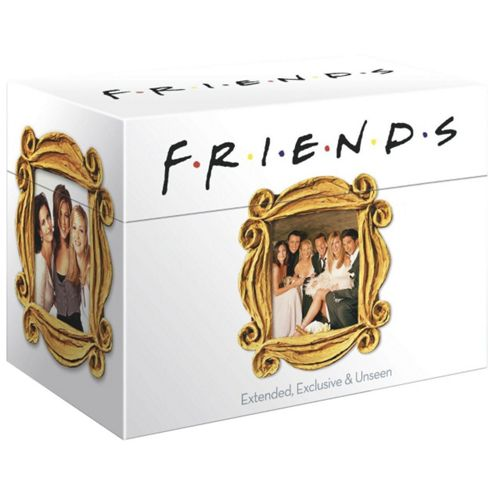 Friends: Complete Series 1-10 (DVD Boxset)