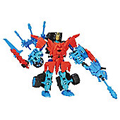 Transformers 4 : Age of Extinction - Construct Bots Autobot Drift & Roughneck Dino