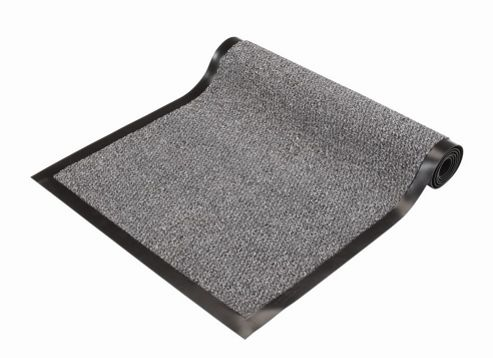 Dandy DandyClean Barrier Charcoal Mat - 90cm x 150cm