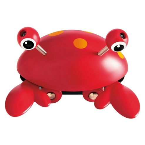 Brio Push Along Crab, wooden toy