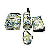 JJ Cole Travel Pod Set Blue Vine