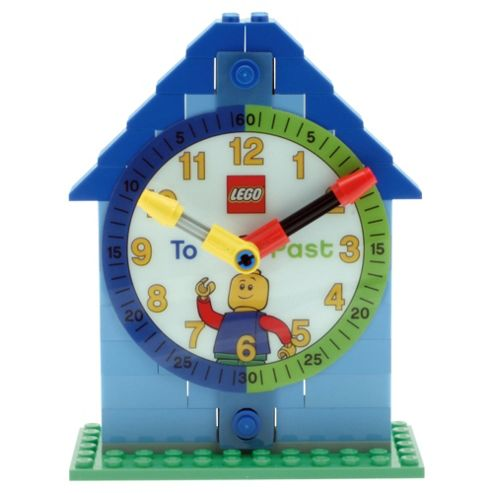 Clock included watch included activity cards