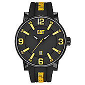 CAT Mens Silicone Date Watch NJ.161.21.137