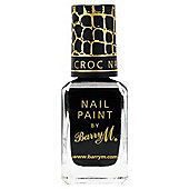 Barry M Nail Paint 323 - Croc Nail Effects