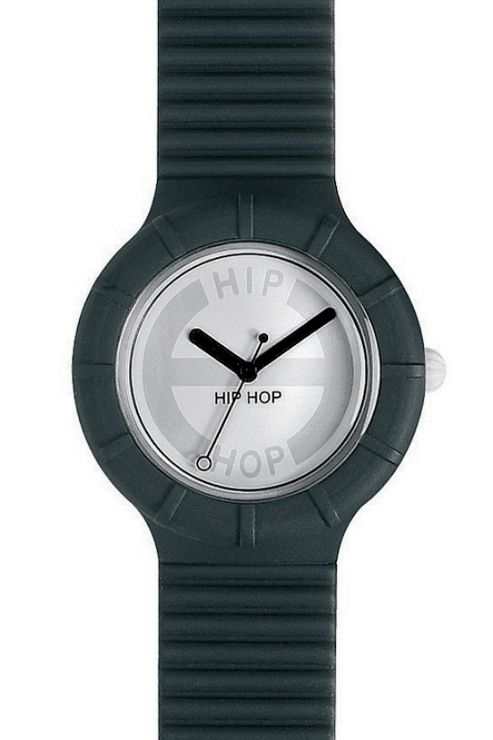 Hip Hop Unisex Hero Black Tie Strap Watch HWU0031