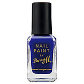 Barry M Nail Paint 312 - Indigo
