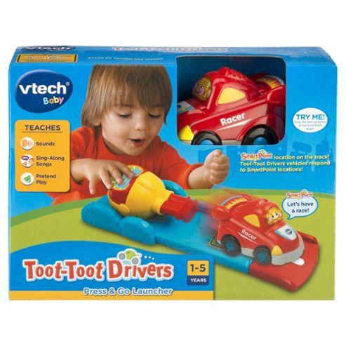 VTech Toot-Toot Drivers Press & Go Launcher