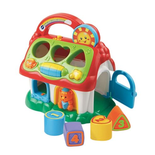 VTech Shape Sorter School