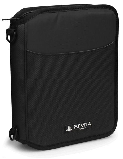 PSVita Deluxe Travel Case (Black)