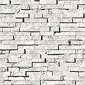 Muriva Thin Slate Wallpaper - Sand
