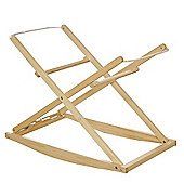 Clair de Lune Folding Rocking Moses Basket Stand