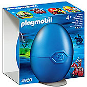 Playmobil Egg Red Tournament Knight