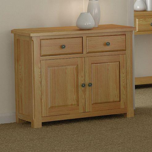 Alterton Furniture Hardy Oak Sideboard
