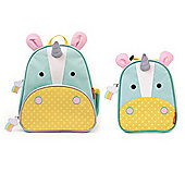 Skip Hop Zoo Pack and Lunch Bag Unicorn