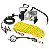 Ring Super Heavy Duty Air Compressor - 100psi Max inflator and deflato