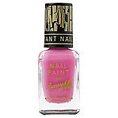 Barry MNail Paint 314 - Instant Nail Effects Crackle Pink Fizz