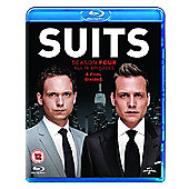 Suits Season 4 Blu-ray