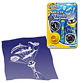 Eureka Toys Nature Torch Sea Creatures