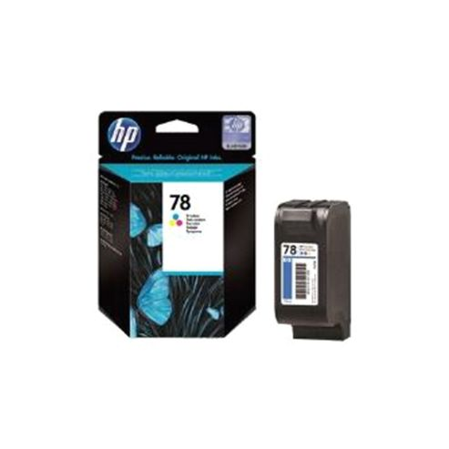 how to clean hp 78 ink cartridge