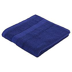 Pure Cotton Hand Towel Ultra Marine