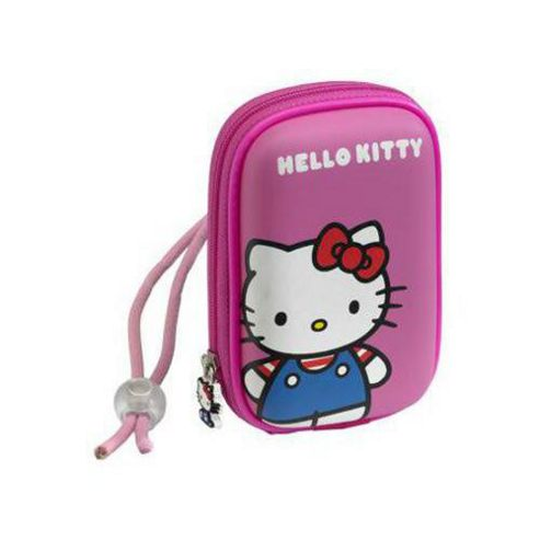 Hello Kitty Eva Camera Case, Pink