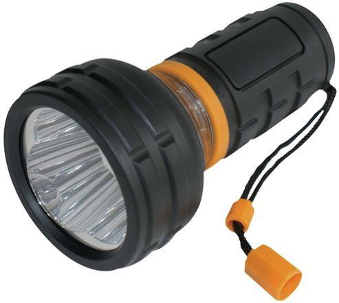 3 Led Super bright Torch Light & Lantern