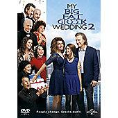 My Big Fat Greek Wedding 2 DVD