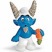 Schleich Astrology Capricorn Smurf